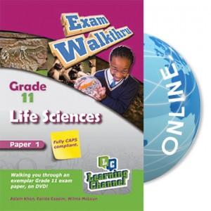 Grade 11 Exam WalkThru Life Sciences Paper 1