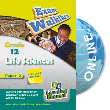 Life Sciences Grade 12 Exemplar 2014 Paper 2 Life Science