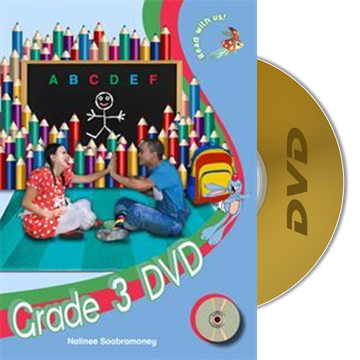 Read with us! DVD Grade 3