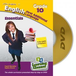 Grade 10 Essentials English FAL Paper3